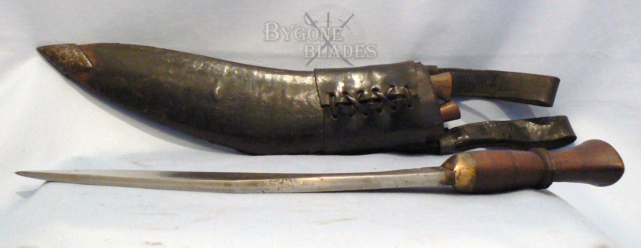 British Army Pattern Gurkha Kukri Knife Bygone Blades