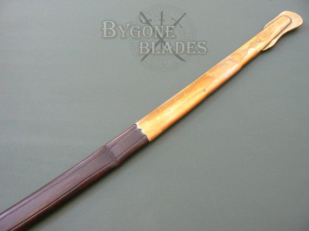 German Ww1 Imperial Army M1890 Dove Head Sword Bygone Blades